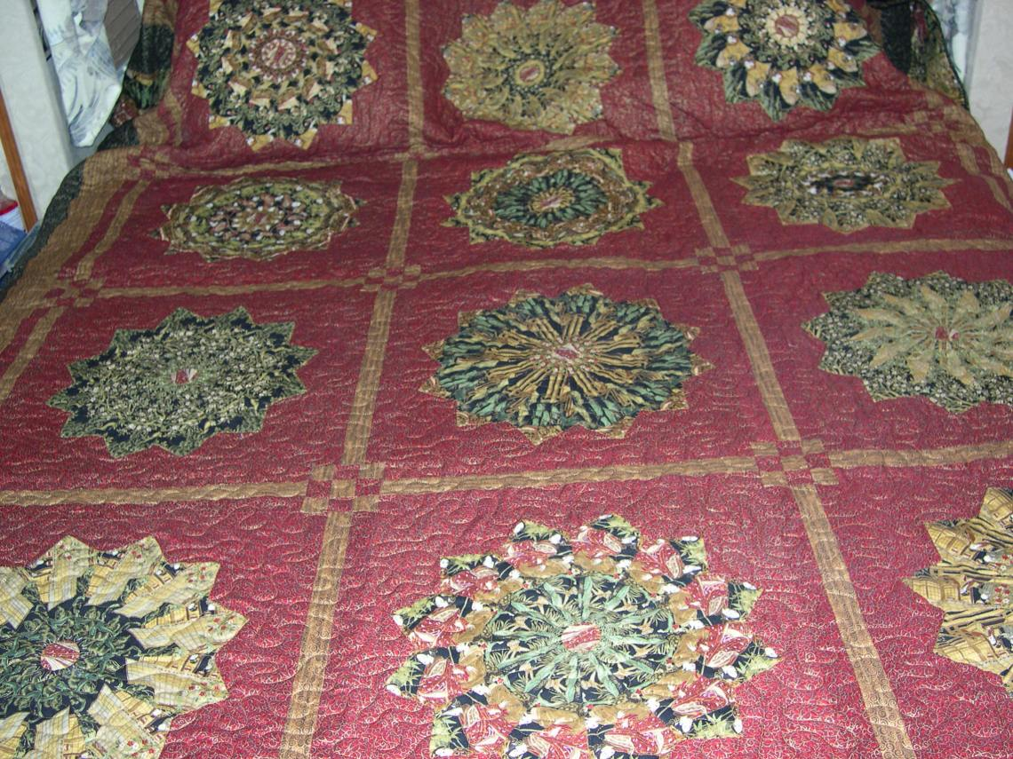 Quilts and projects 001